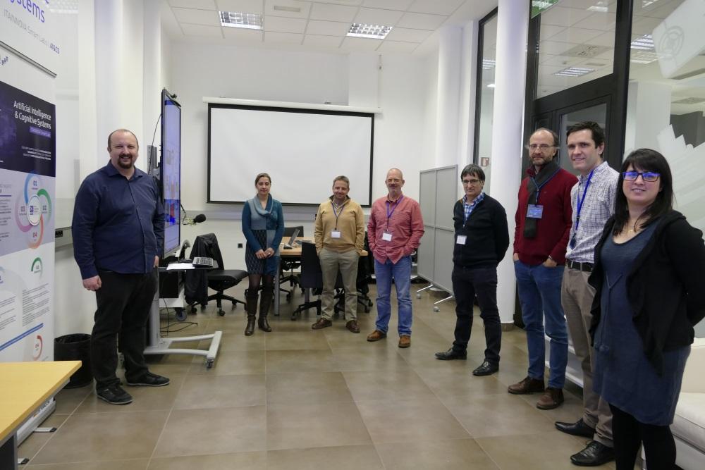 El Instituto de Investigación de Inteligencia Artificial del CSIC conoce qué se hace en esa materia en ITAINNOVA