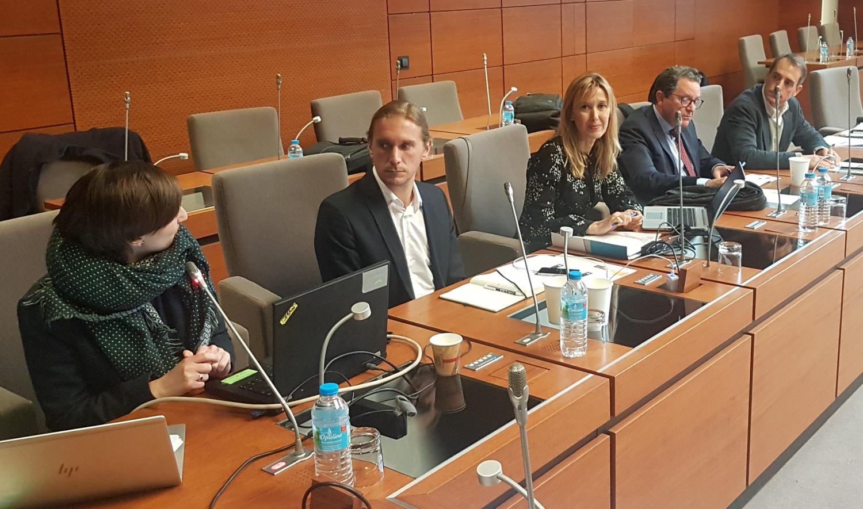 Reunión en Francia de socios del proyecto RECORD para ayudar a las pymes del sector del ferrocarril a mejorar para la innovación en la movilidad y el transporte