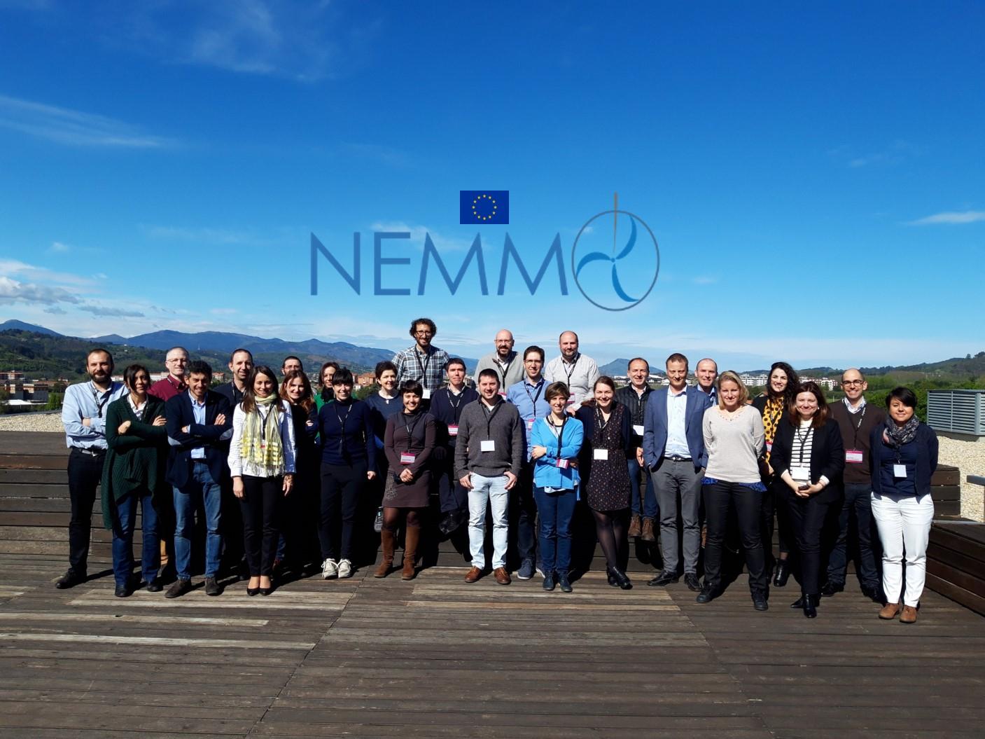 ITAINNOVA participa en el proyecto europeo NEMMO, para mejorar la eficiencia de las turbinas que generan energía obtenida de las mareas