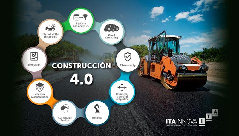 ¿Qué es la Construcción 4.0? El sector en la Industria 4.0