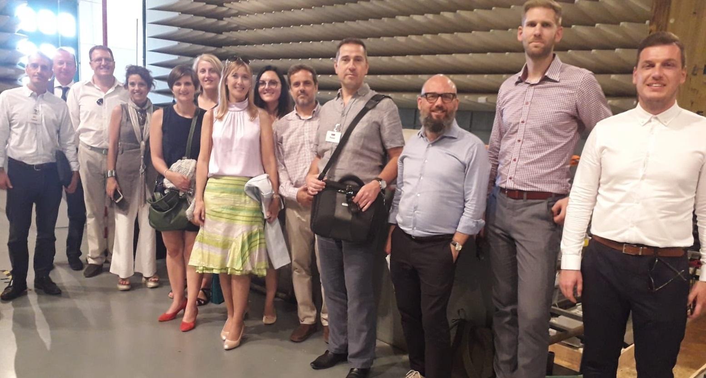 ITAINNOVA asiste a la reunión del proyecto europeo RECORD celebrada en la Toscana