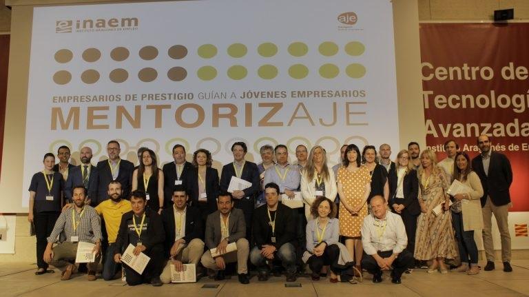 ITAINNOVA participa en la 5º edición de MentorizAJE