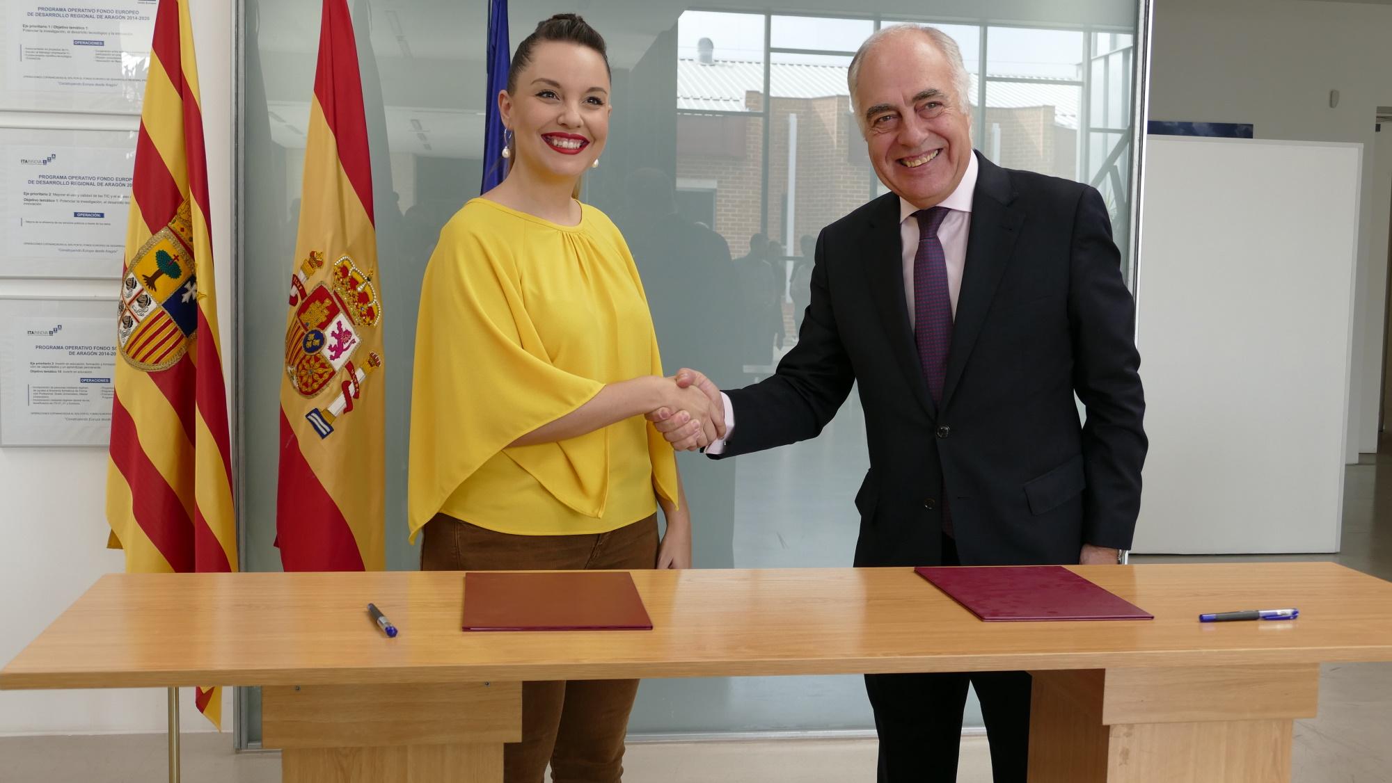 ITAINNOVA firma el acuerdo de adhesión al proyecto de Mobility City