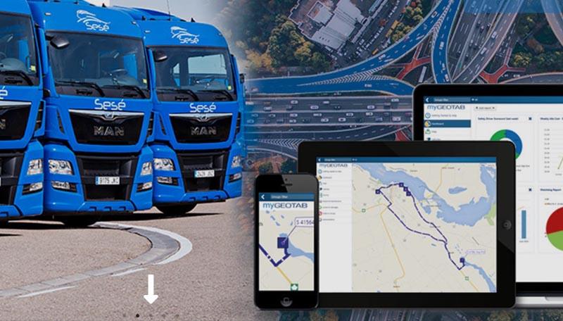 Sistema Inteligente de Transporte en tiempo real para camiones, SmartDriving