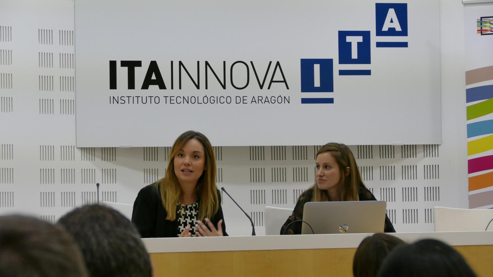 ITAINNOVA acoge un debate sobre el emprendimiento como opción para egresados