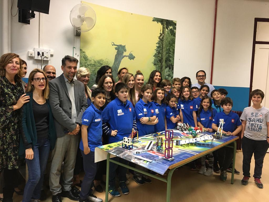 Aragón se suma a la First Lego League a través de ITAINNOVA