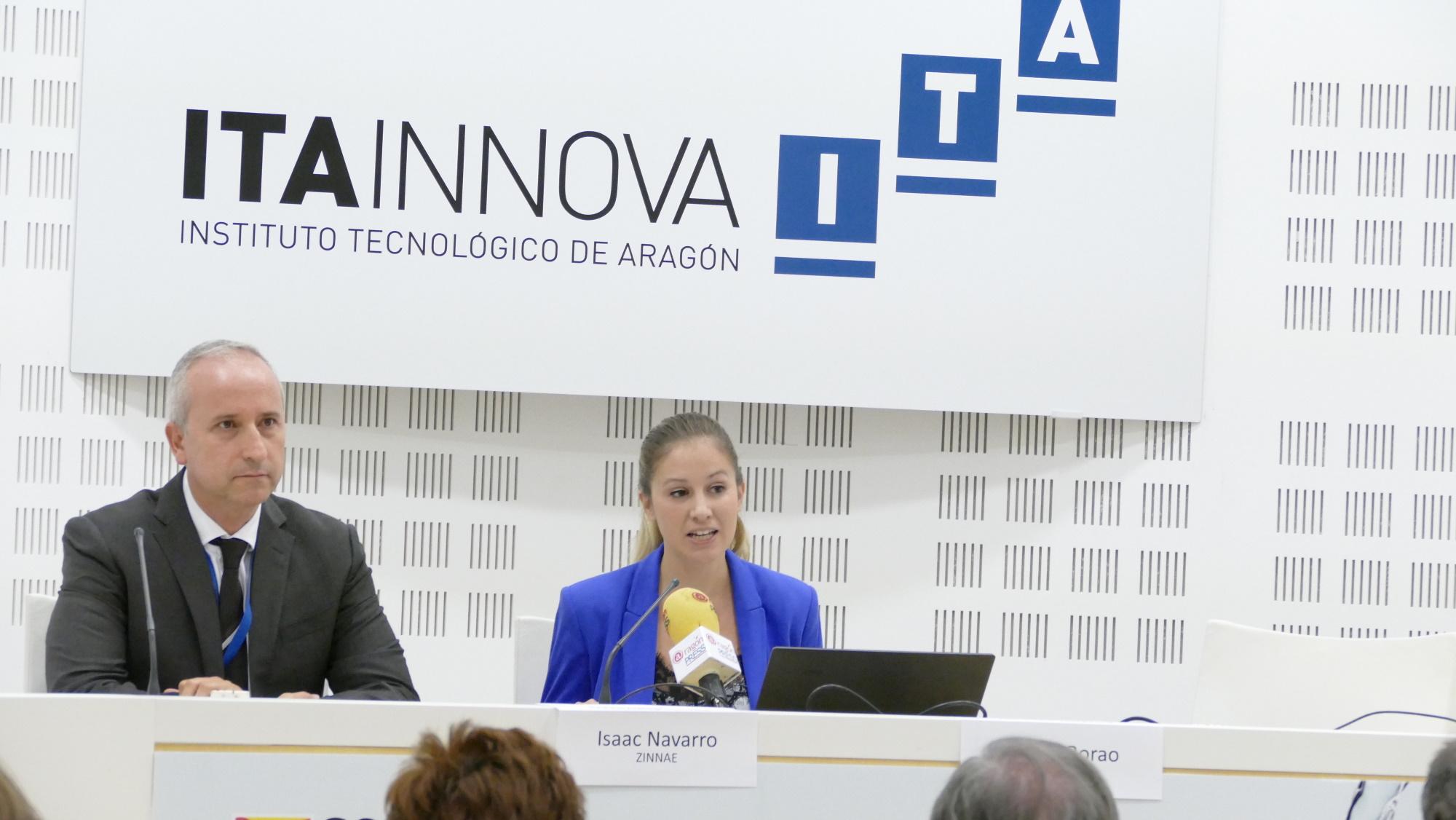 ZINNAE analiza la situación actual de la economía del agua, en una jornada celebrada en ITAINNOVA