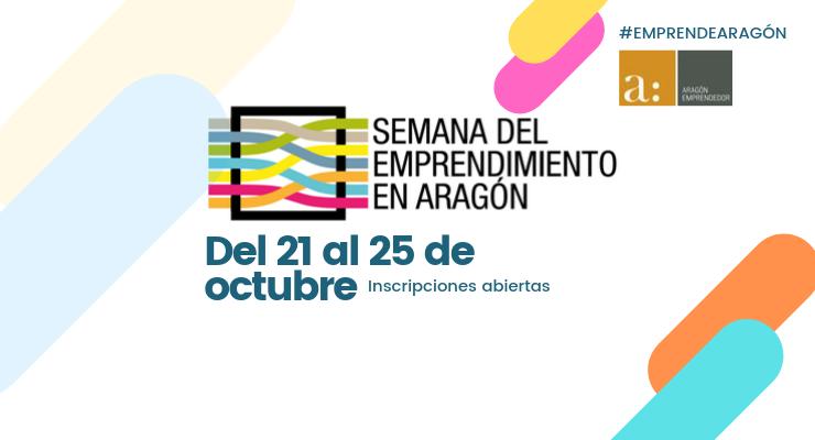 ITAINNOVA participa en la Semana del Emprendimiento en Aragón