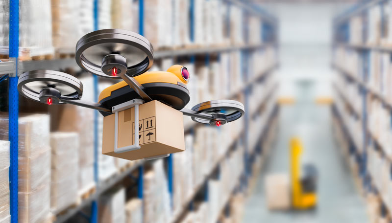 Logística 4.0:  Tecnologías de la Industria 4.0 para ser más competitivos