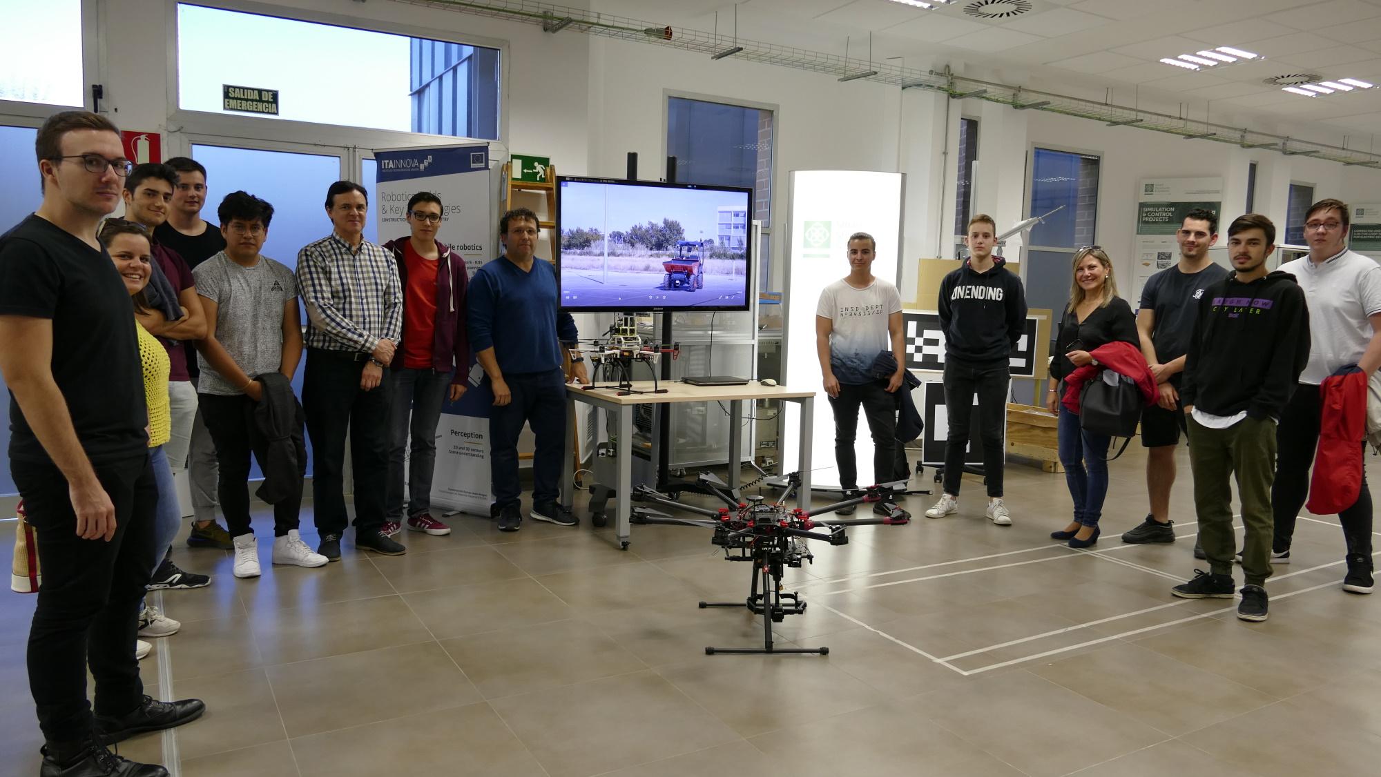 Salesianos de Zaragoza propone un Bootcamp tecnológico con ITAINNOVA