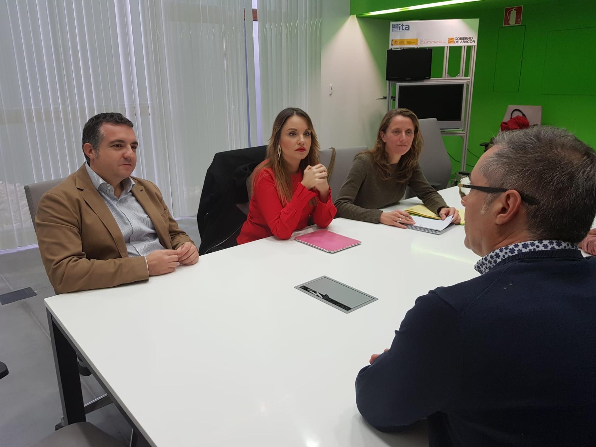 Impulso al centro de investigación y tecnología gastronómica, en el edificio de ITAINNOVA, en Huesca