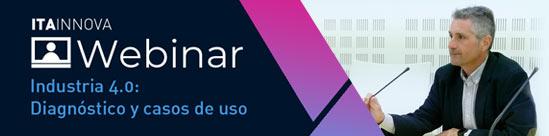 Webinar Industria 4.0 de ITAINNOVA