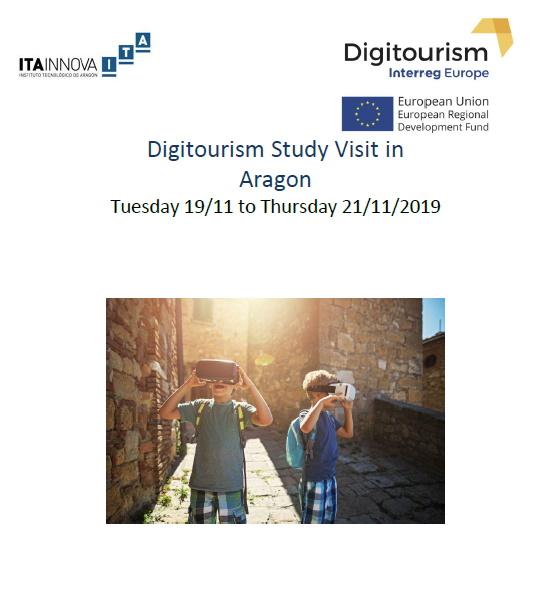 ITAINNOVA organiza en Aragón una reunión de profesionales del turismo y las tecnologías para desarrollar iniciativas