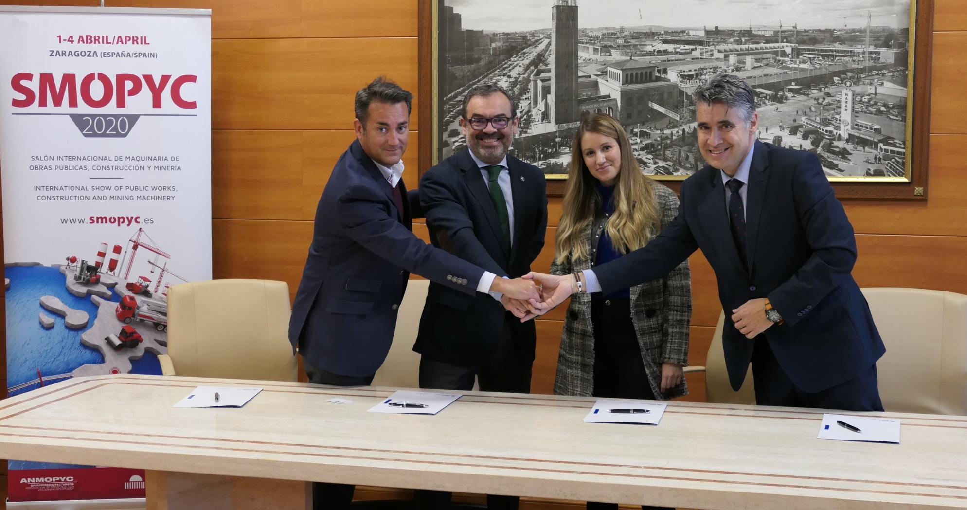 ITAINNOVA participará en la 18 edición de SMOPYC, que en abril de 2020 destacará por la innovación