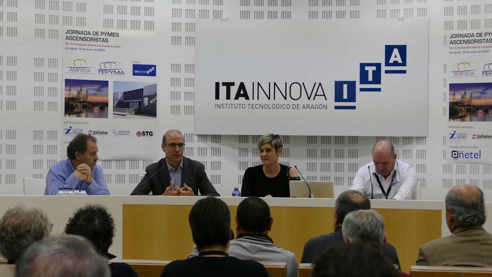 ITAINNOVA presenta los retos tecnológicos y protocolos de seguridad en el ascensor conectado