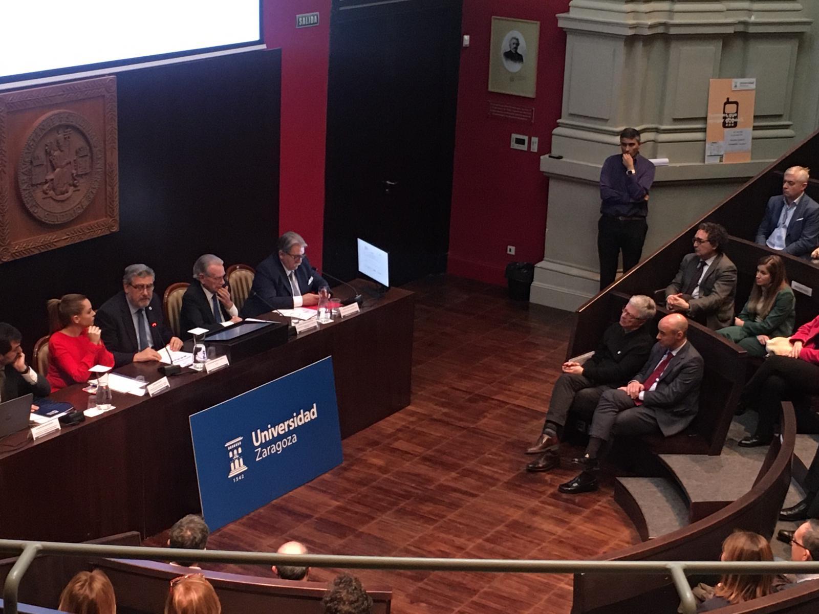 Asistimos a la Jornada «Retos para el 2020: innovación, digitalización y ODS»