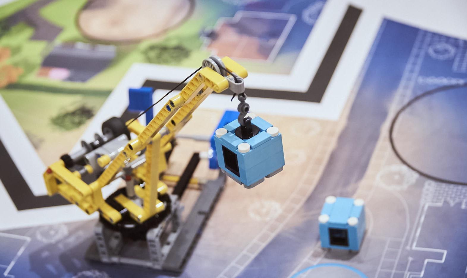 Éxito de convocatoria en el primer Torneo FIRST LEGO League de Aragón