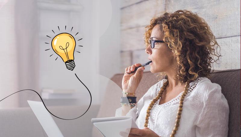 crear productos innovadores