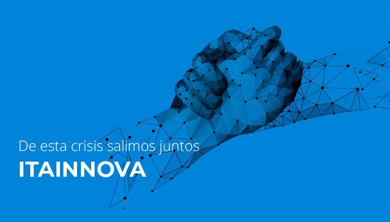 ITAINNOVA quiere apoyar a las PYMES para salir de esta situación de crisis sanitaria