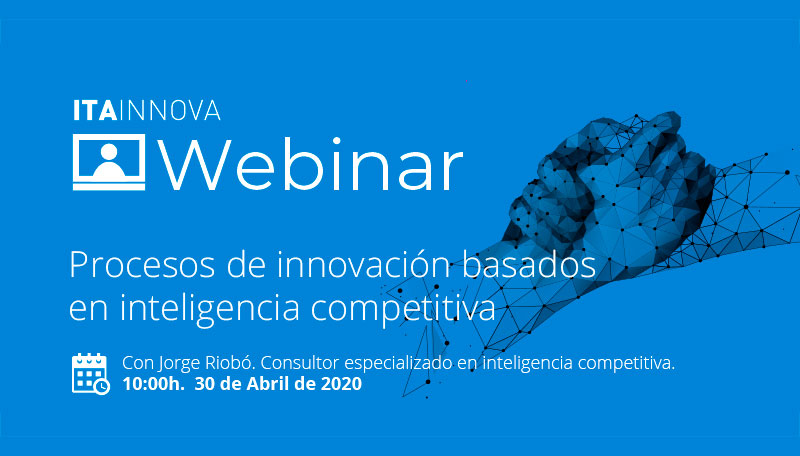 Webinar sobre inteligencia competitiva