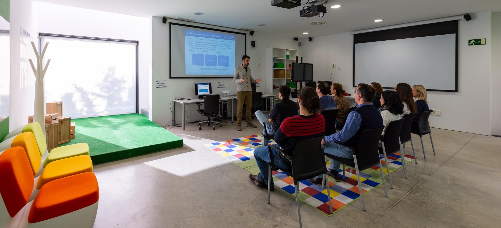 ITAINNOVA organiza un webinar sobre cómo captar inversión y deuda para empresas a través de blockchain