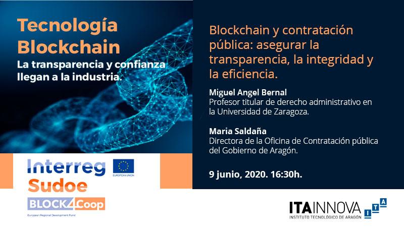blockchain para financiación pública