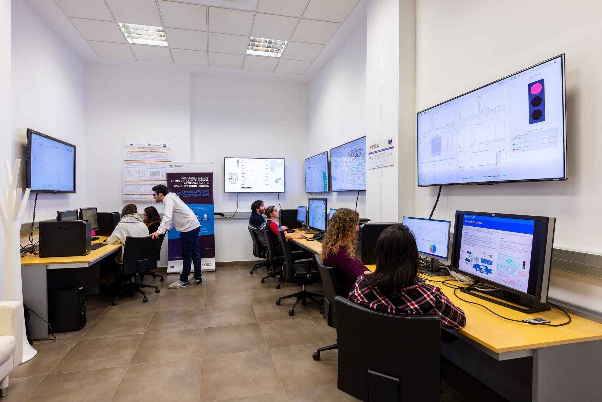 ITAINNOVA participa en el proyecto europeo  DIGITbrain, que facilita el acceso de las PYMES a la tecnología de los gemelos digitales