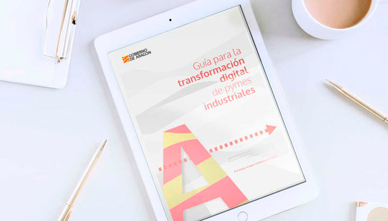 Guía para la transformación digital a la industria 4.0