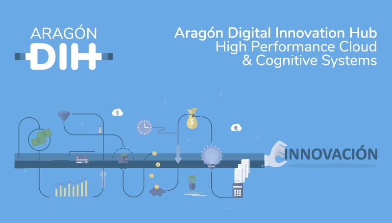 Infografía ilustrativa del Aragón DIH