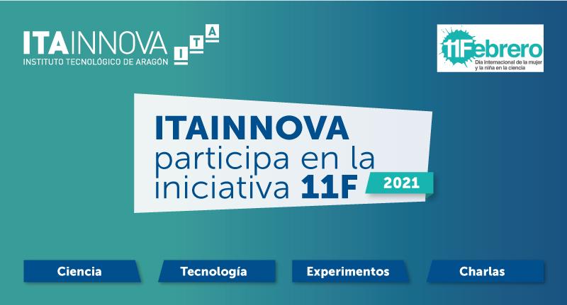 Imagen genérica de la participación de ITAINNOVA en el iniciativa 11F (2021)