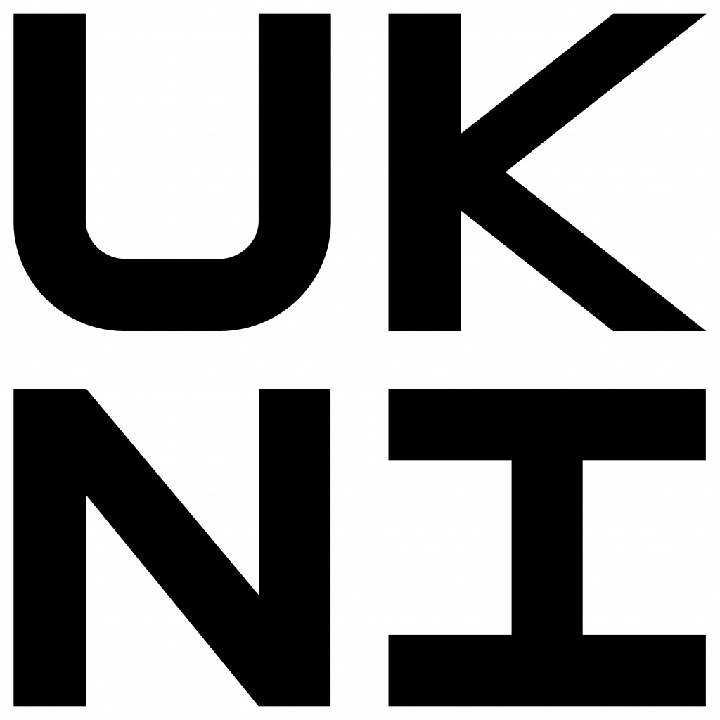 Logo del nuevo marcado UKNI