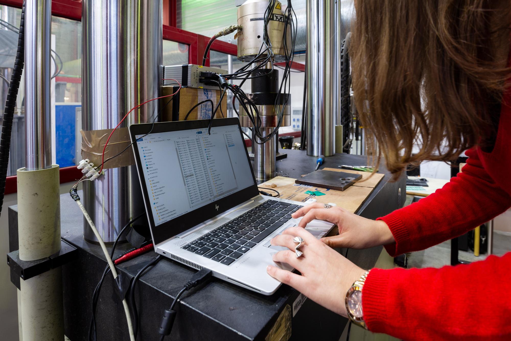 ITAINNOVA participa en una investigación para abordar de manera eficiente el monitoreo de daños estructurales en tiempo real