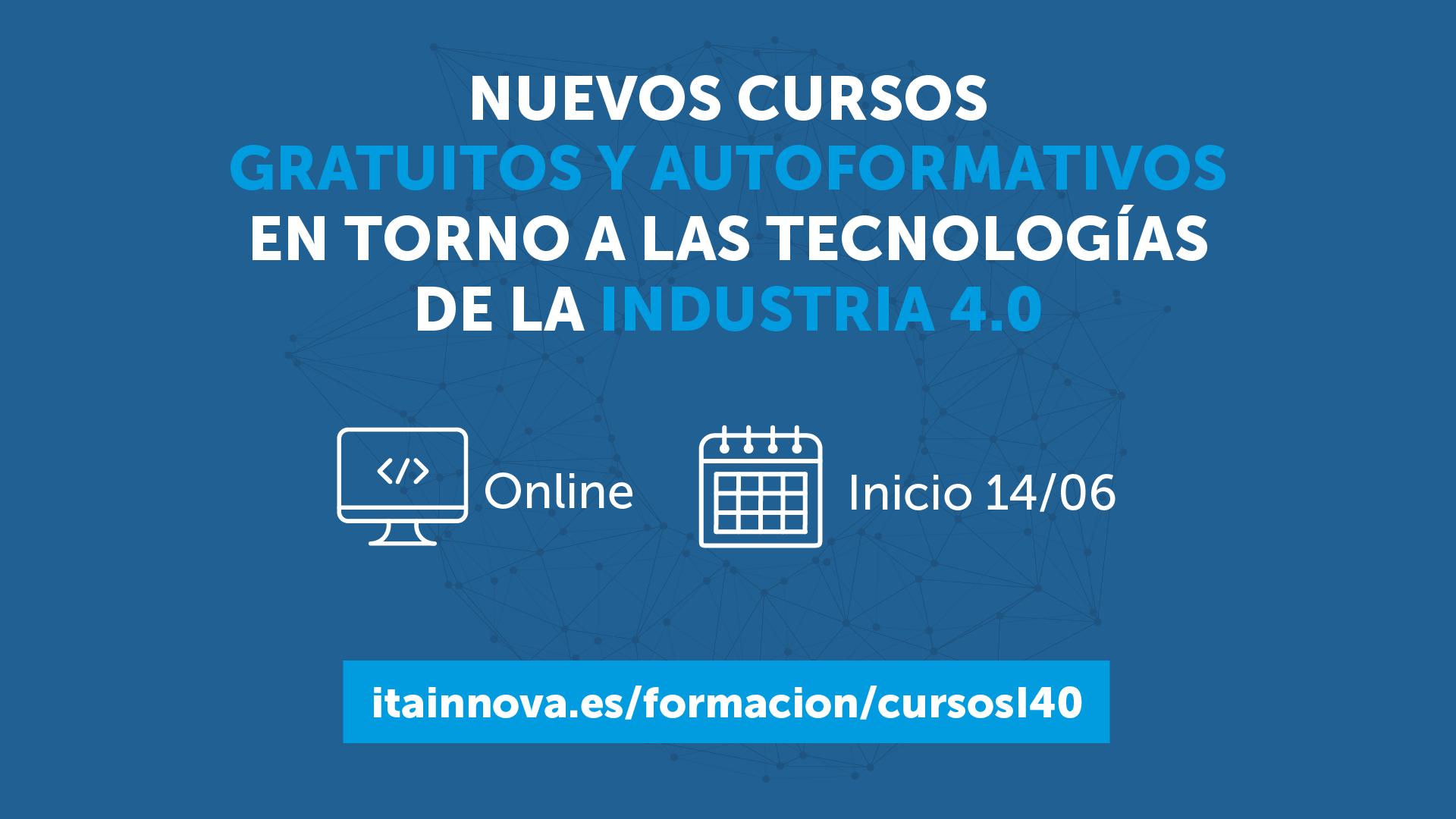 """ITAINNOVA lanza los """"Módulos Autoformativos sobre Tecnologías 4.0"""", para promover la capacitación de talento"""