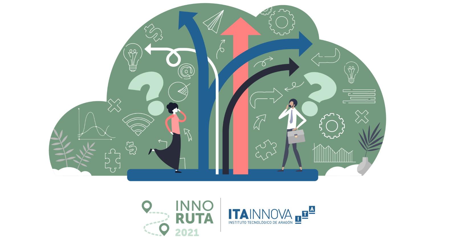 ITAINNOVA lanza INNORUTA, para acompañar a las pymes aragonesas en materia de digitalización y sostenibilidad