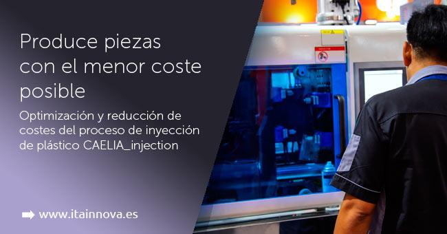 ITAINNOVA mostrará en Barcelona una herramienta web que facilita el proceso de fabricación usando inteligencia artificial