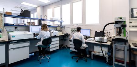 Imagen de laboratorios