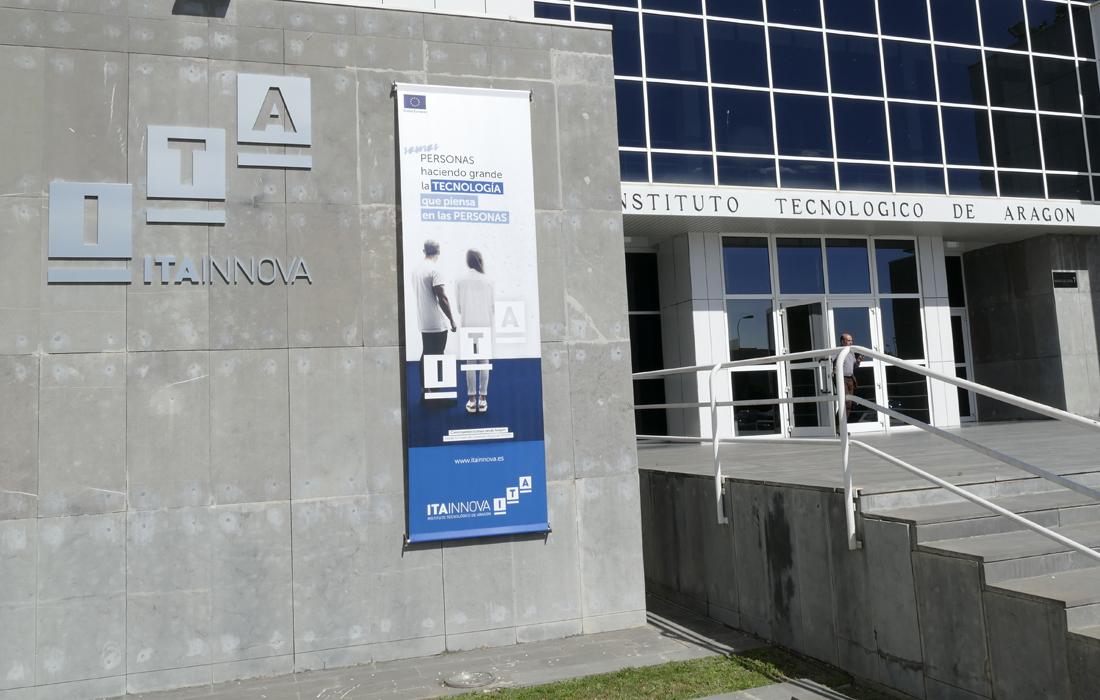 Instituto Tecnológico de Aragón, Portada