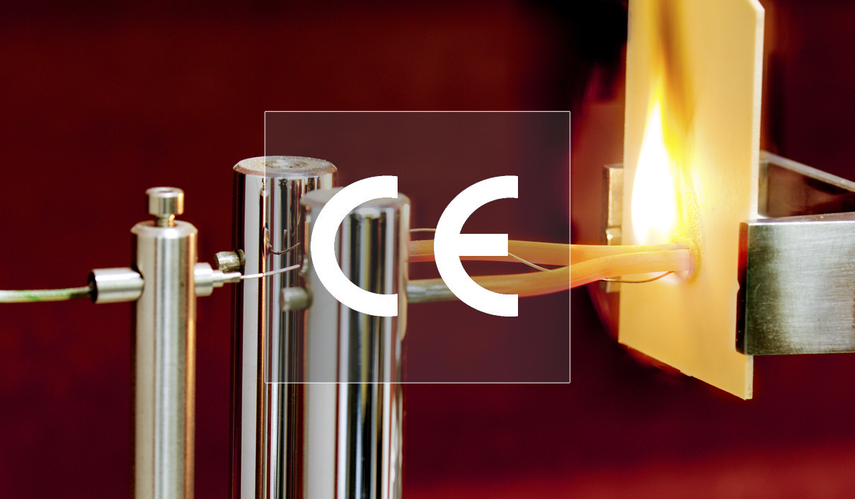 Marcado CE, cable eléctrico