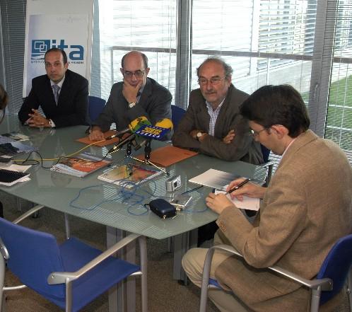 La Diputación de Huesca presenta en Fraga el proyecto Ispamat para el uso de las TIC en el ámbito de la salud del que el ITA es socio tecnológico