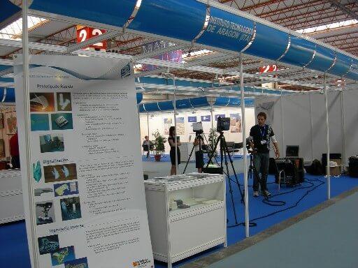 El ITA ha participado en las Ferias Expomoldes y MATIC 2007