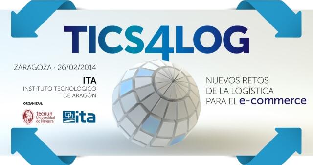 II Jornada TICS4LOG, en el ITA