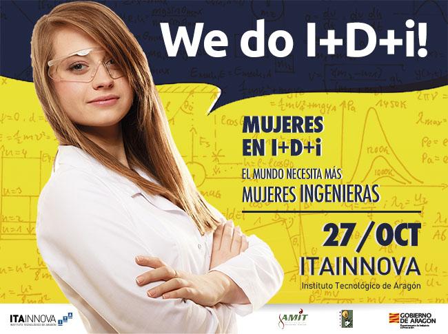 ITAINNOVA_Mujeres_I+D+i
