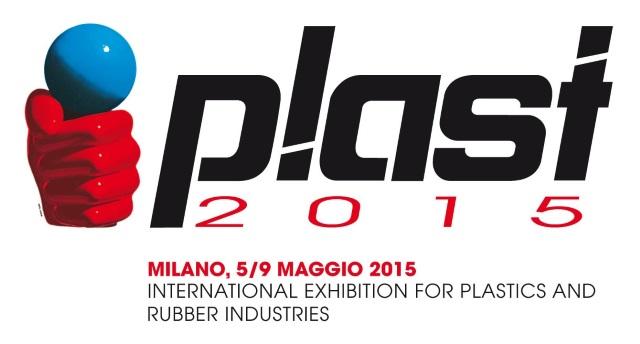 logo PLAST 2015 - 2 diciture