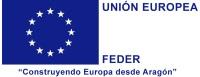 LOGO WEB FEDER-Aragon derecha azul