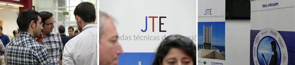 Imágenes de las JTE2015