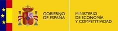 Logo del Ministerio de Economía, Industria y Competitividad