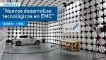 mini camara semianecoica jornada EMC