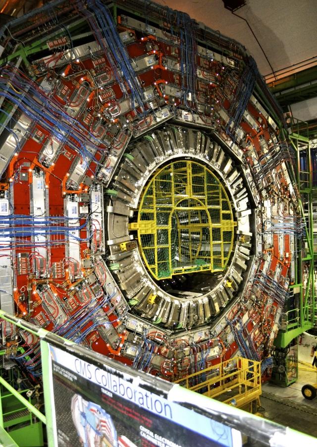 Acelerador de partículas, en el CERN