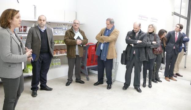 Visita al CDLOG de ITAIINNOVA.