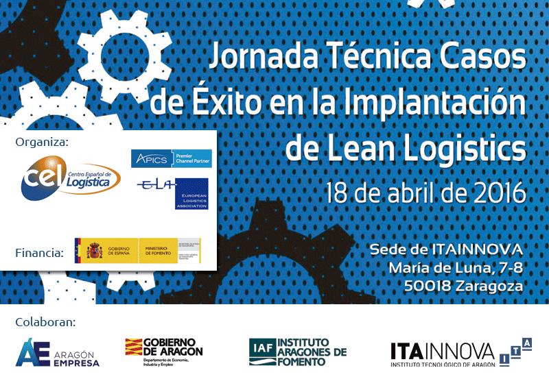ITAINNOVA_Jornada_CEL_LeanLogistics